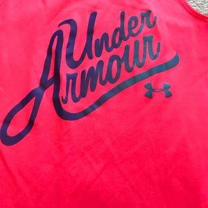 Under Armour Shirts & Tops - Girls Under Armour tank top